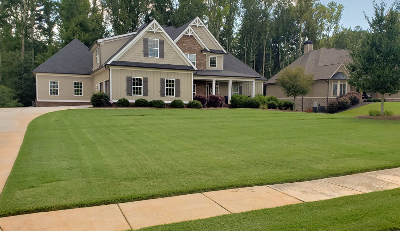 Services Turf Time Lawn Specialists